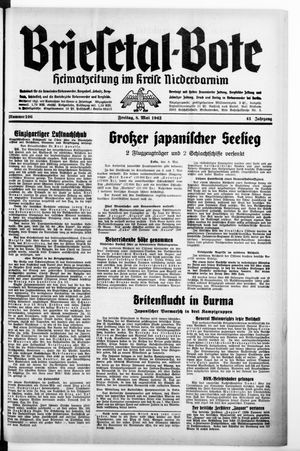 Briesetal-Bote on May 8, 1942