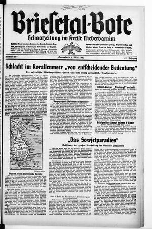 Briesetal-Bote vom 09.05.1942
