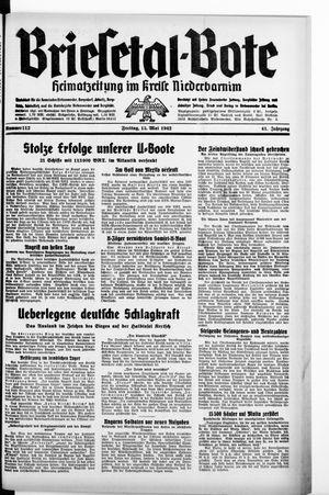 Briesetal-Bote vom 15.05.1942