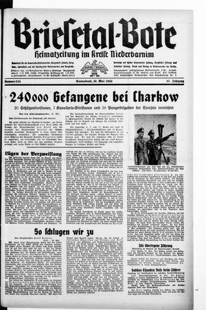 Briesetal-Bote vom 30.05.1942