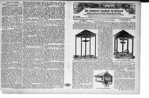 ˜Derœ praktische Landwirt im Briesetal vom 31.12.1925
