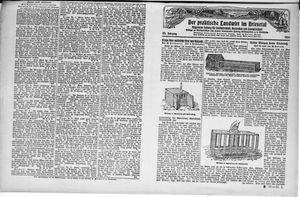 ˜Derœ praktische Landwirt im Briesetal vom 18.02.1926
