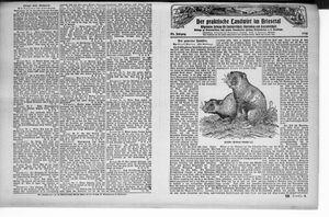 ˜Derœ praktische Landwirt im Briesetal vom 10.04.1926