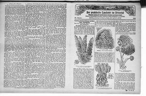 ˜Derœ praktische Landwirt im Briesetal vom 08.05.1926