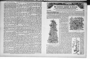 ˜Derœ praktische Landwirt im Briesetal vom 27.05.1926