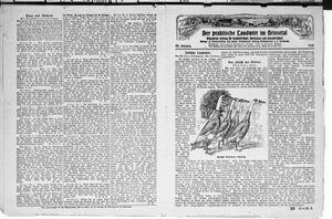 ˜Derœ praktische Landwirt im Briesetal vom 19.06.1926