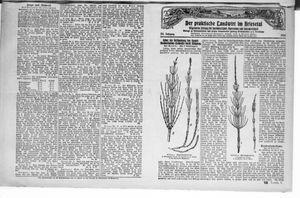 ˜Derœ praktische Landwirt im Briesetal vom 10.07.1926
