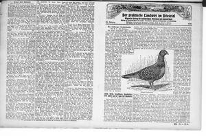 ˜Derœ praktische Landwirt im Briesetal vom 28.08.1926