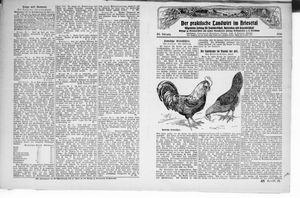 ˜Derœ praktische Landwirt im Briesetal vom 09.10.1926