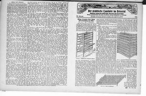 ˜Derœ praktische Landwirt im Briesetal vom 23.10.1926