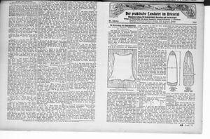 ˜Derœ praktische Landwirt im Briesetal vom 06.11.1926