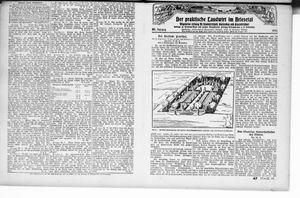 ˜Derœ praktische Landwirt im Briesetal vom 20.11.1926