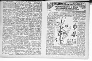 ˜Derœ praktische Landwirt im Briesetal vom 27.11.1926