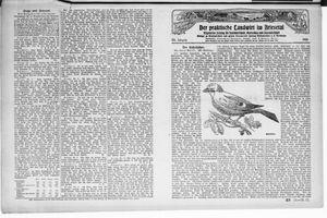 ˜Derœ praktische Landwirt im Briesetal vom 25.12.1926