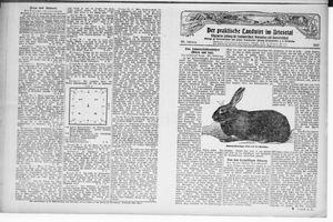 ˜Derœ praktische Landwirt im Briesetal on Jan 11, 1927