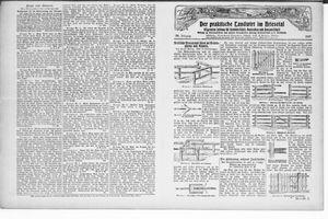 ˜Derœ praktische Landwirt im Briesetal on Jan 22, 1927