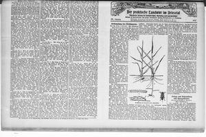 ˜Derœ praktische Landwirt im Briesetal vom 02.04.1927