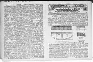 ˜Derœ praktische Landwirt im Briesetal vom 21.04.1927