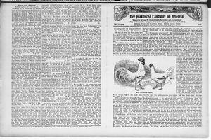 ˜Derœ praktische Landwirt im Briesetal vom 14.05.1927