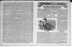 ˜Derœ praktische Landwirt im Briesetal vom 20.08.1927