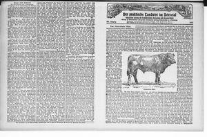 ˜Derœ praktische Landwirt im Briesetal on Sep 20, 1927