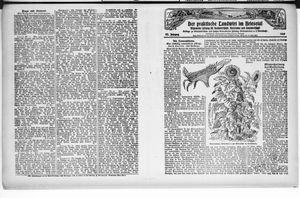 ˜Derœ praktische Landwirt im Briesetal on Oct 13, 1927
