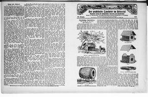 ˜Derœ praktische Landwirt im Briesetal vom 22.12.1927