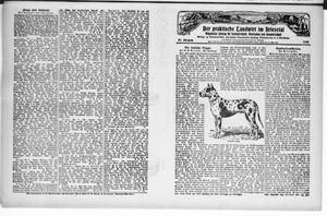 ˜Derœ praktische Landwirt im Briesetal vom 02.02.1928