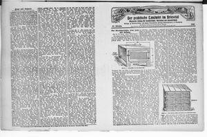 ˜Derœ praktische Landwirt im Briesetal vom 07.06.1928