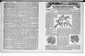 ˜Derœ praktische Landwirt im Briesetal vom 21.06.1928