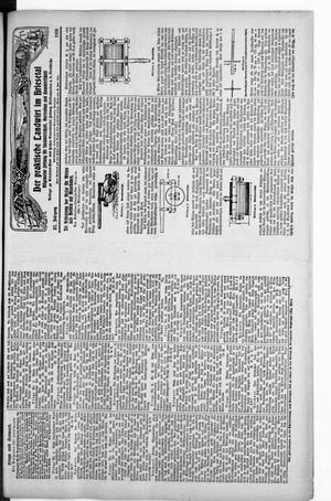 ˜Derœ praktische Landwirt im Briesetal vom 16.08.1928