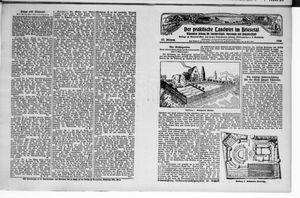 ˜Derœ praktische Landwirt im Briesetal vom 13.09.1928