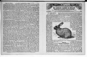 ˜Derœ praktische Landwirt im Briesetal vom 27.09.1928