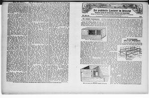 ˜Derœ praktische Landwirt im Briesetal on Mar 14, 1929