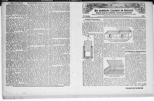 ˜Derœ praktische Landwirt im Briesetal on May 25, 1929