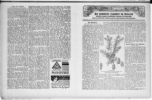 ˜Derœ praktische Landwirt im Briesetal on Sep 12, 1929