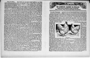 ˜Derœ praktische Landwirt im Briesetal vom 20.11.1929