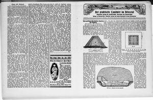 ˜Derœ praktische Landwirt im Briesetal vom 05.12.1929