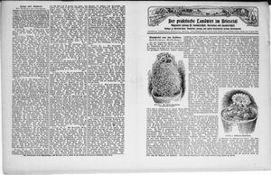 ˜Derœ praktische Landwirt im Briesetal vom 19.12.1929