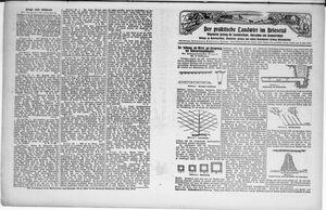 ˜Derœ praktische Landwirt im Briesetal vom 07.01.1930