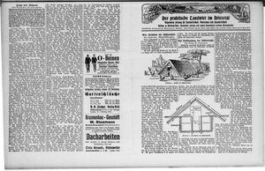 ˜Derœ praktische Landwirt im Briesetal vom 15.05.1930