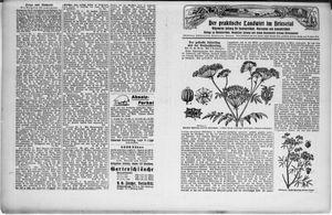 ˜Derœ praktische Landwirt im Briesetal on May 29, 1930