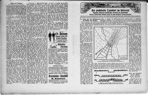 ˜Derœ praktische Landwirt im Briesetal vom 12.06.1930