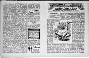 ˜Derœ praktische Landwirt im Briesetal vom 26.06.1930