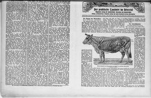 ˜Derœ praktische Landwirt im Briesetal on Oct 2, 1930