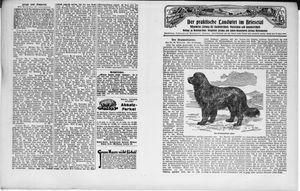 ˜Derœ praktische Landwirt im Briesetal vom 13.11.1930