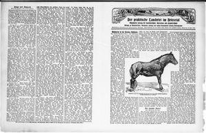 ˜Derœ praktische Landwirt im Briesetal vom 30.12.1930
