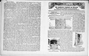 ˜Derœ praktische Landwirt im Briesetal vom 22.01.1931