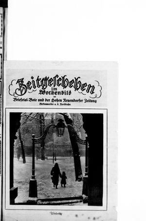 Zeitgeschehen im Wochenbild on Jan 31, 1926
