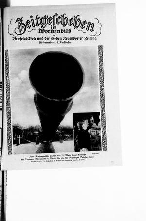 Zeitgeschehen im Wochenbild vom 11.04.1926